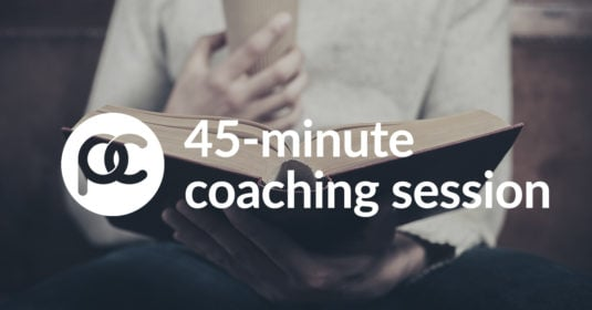 45-min coaching session