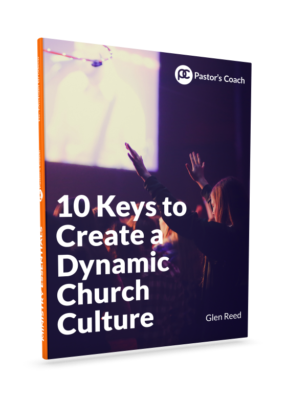 !0 keys to create a dynamic church culture