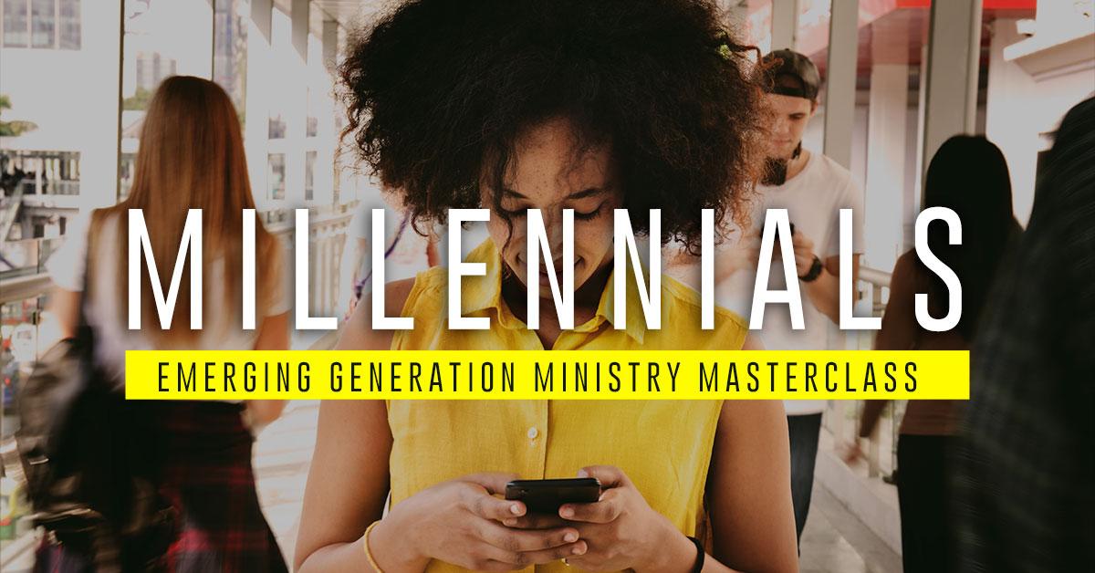 Millennial Ministry MasterClass