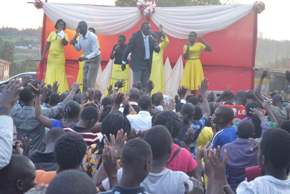 Kenya Crusade Special Presentation
